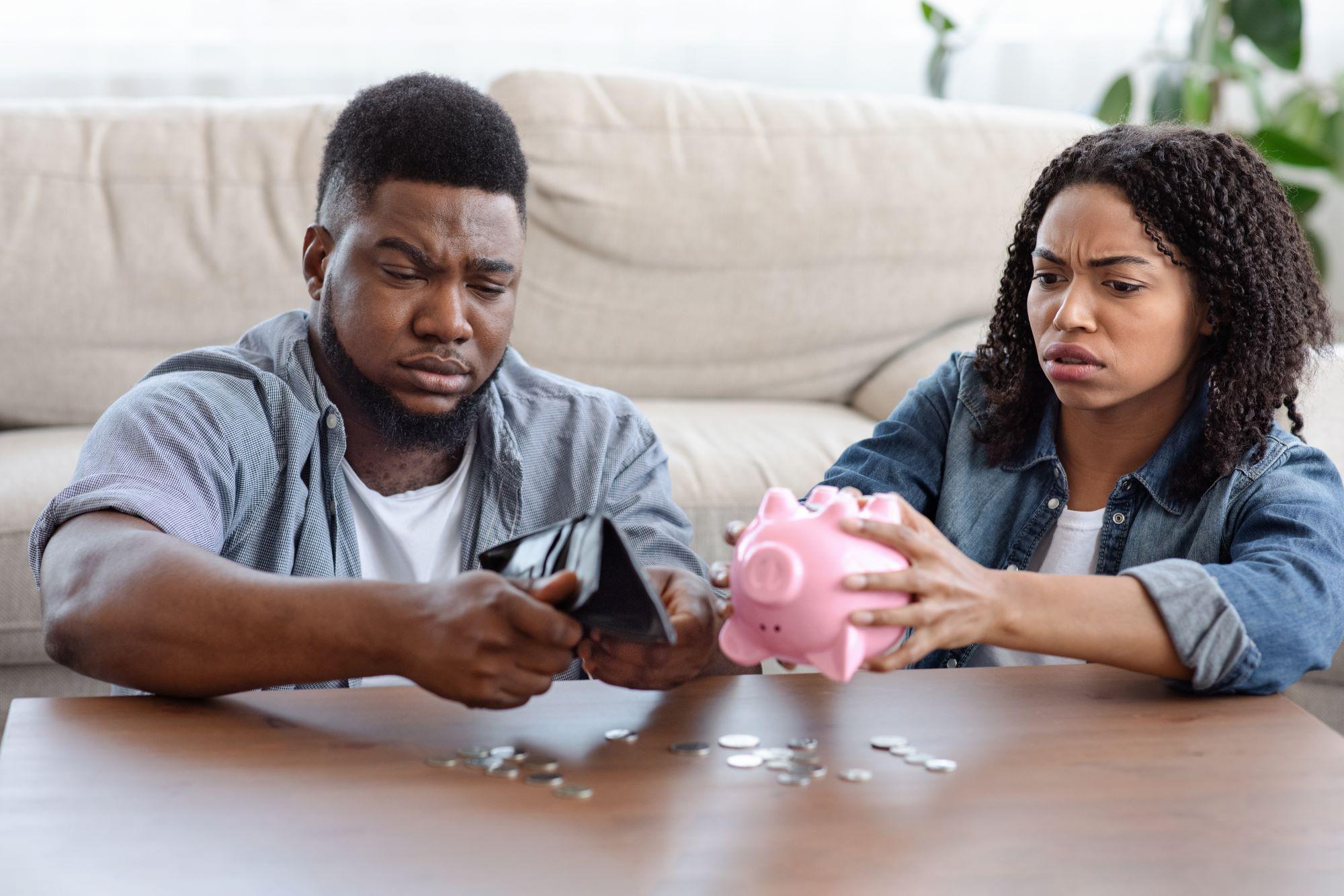 Financial Trauma